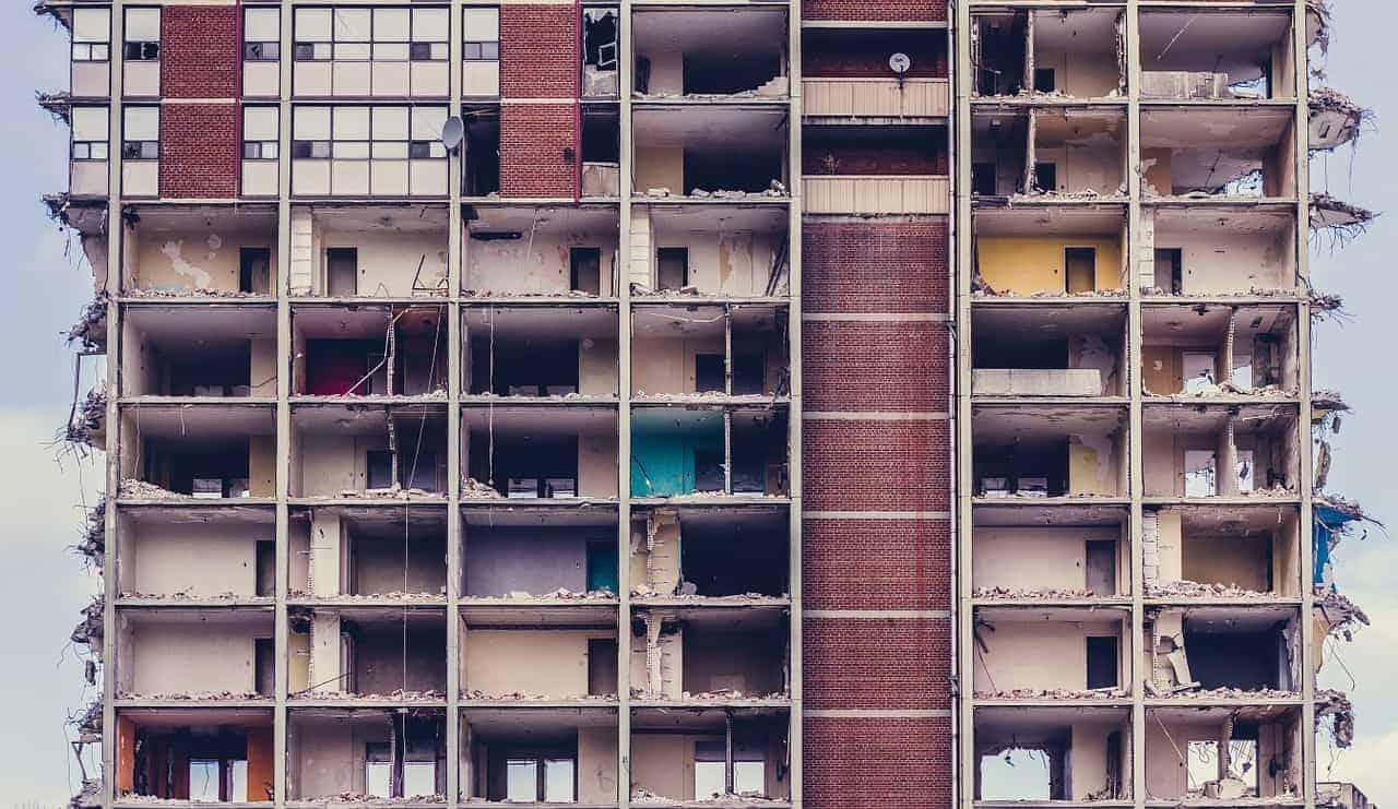 בניין רב קומות