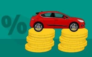 אחוזים רכב ומטבעות