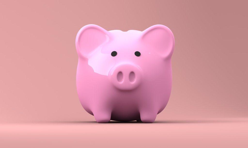 קופת חיסכון ורודה של חזיר