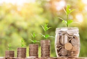 גדילה של כסף מהשקעת נדל